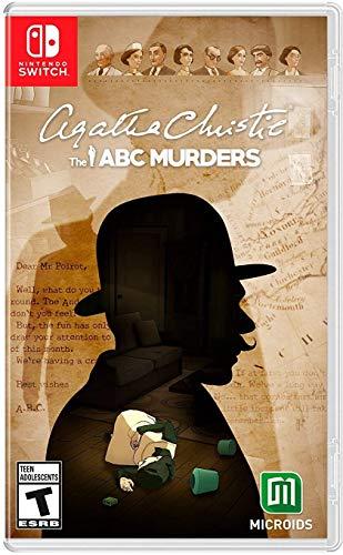 Agatha Christie: The ABC Murders (NSW) – Nintendo Switch