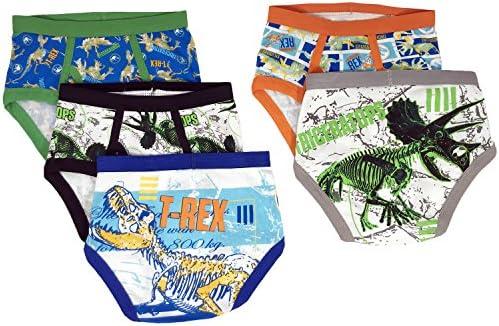 Jurassic World Boys Big Underwear Multipacks Brief5pk 6 product image