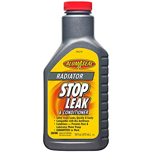 Aluminium ASLC16 Radiator Stop Lek en Conditioner Vloeistof