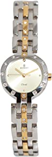 Casual Watch for Women by Accurate, Multi Color, Round, ALQ352ST