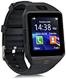 Speeqo DZ09 Black 786 for Vivo 4G Smart Watch with Camera, Memory Card and SIM Card Support and...