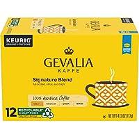 72-Count Gevalia Signature Blend Mild Roast K-Cup Coffee Pods