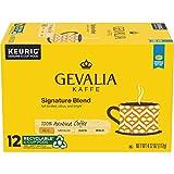Gevalia Mild Signature Blend Keurig K Cup Coffee Pods (72 Count, 6 Packs of 12)