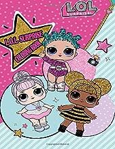 l.o.l. surprise coloring book: For Kids. Multicolor.MEGA COLLECTION