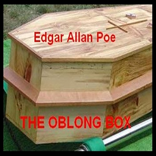 The Oblong Box copertina