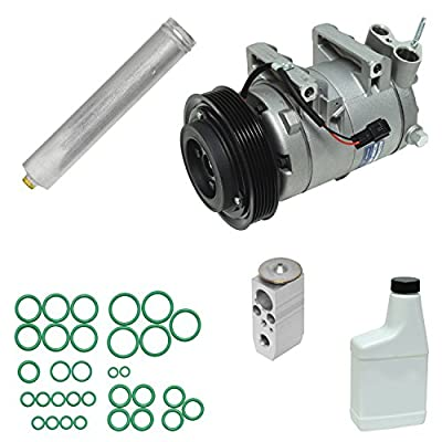 UAC KT 4870 A/C Compressor and Component Kit, 1 Pack