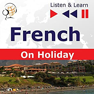 French On Holiday - Conversations de vacances cover art