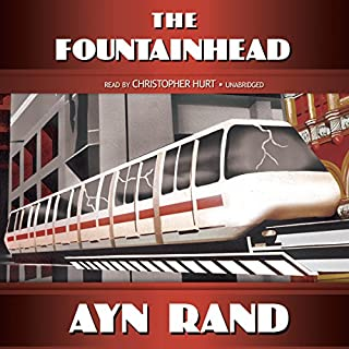 The Fountainhead                   Written by:                                                                                                                                 Ayn Rand                               Narrated by:                                                                                                                                 Christopher Hurt                      Length: 32 hrs and 2 mins     39 ratings     Overall 4.8