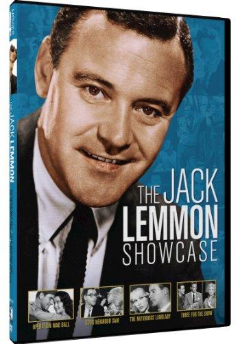 Jack Lemmon Showcase Volume 2 - 4-Movie Set - Operation Madball/Good Neighbor Sam/Notorious Landlady/Three For Show