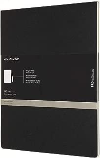Moleskine PRO Pad, Soft Cover, Letter (8.5
