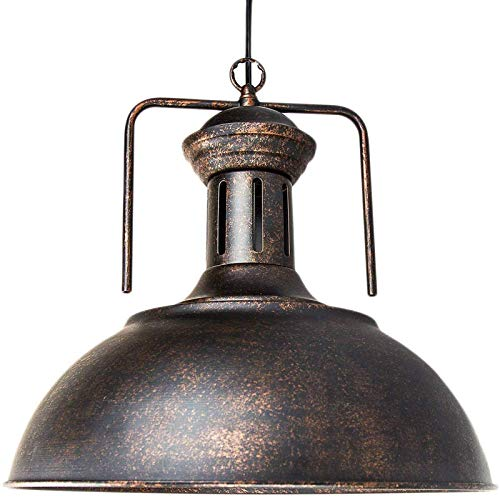 Industrial Barn Pendant Light - 16.53