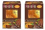 Brach's Candy Premium Milk Chocolate Orange Ball, 5.5 Ounces (Pack of 2)