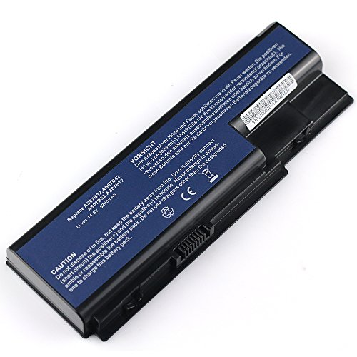 BTMKS 8 Zellen 14,8V 5200mAh AS07B71 AS07B31 AS07B32 Notebook Laptop Akku für Acer Aspire AS07B51 AS07B61 7738G 7740 7720 7720G 7730 7730G 7735 7735Z 7735ZG 7736G 7520 7736Z 7736ZG 7530 Batterie