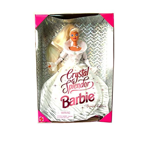 Barbie Crystal Splendor - Special Edition By Mattel in 1995 - The box is not in mint condition