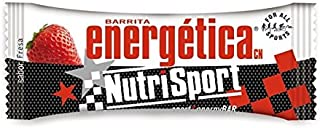 Nutrisport Barrita Energética 12 x 44g Fresa
