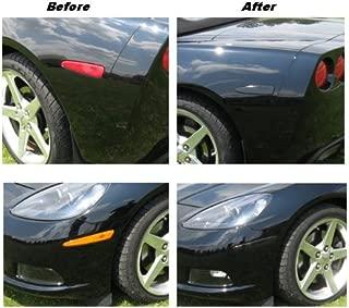 C6 Corvette Side Marker Blackout Kit - Fits 2005-2013 Corvette