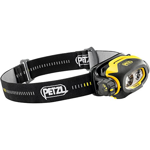 Peuvo #Petzl -  Petzl Pixa 3R Atex
