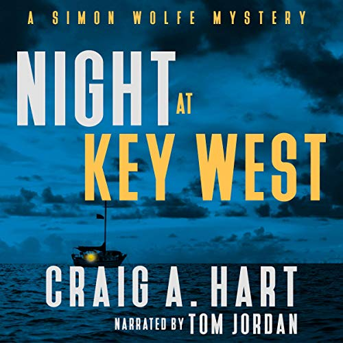Night at Key West audiobook cover art