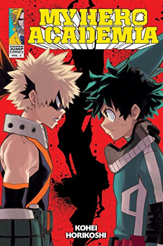 My Hero Academia, Vol. 2 (2)