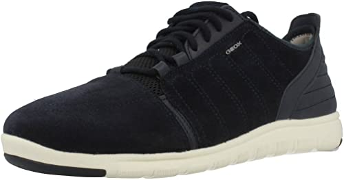 Geox Xunday 2fit A, A, A, paniers Basses Homme 137