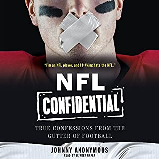 NFL Confidential cover art