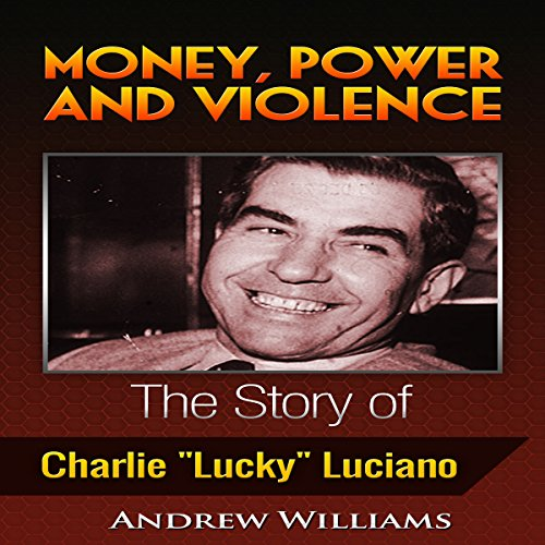 Money, Power and Violence audiobook cover art