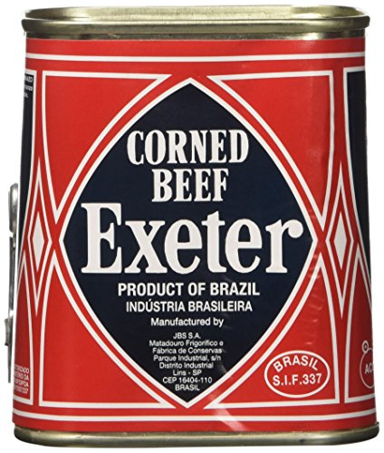 Exeter Manzo sotto sale - 1 x 340 gr