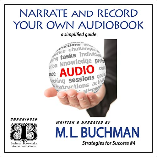 Narrate and Record Your Own Audiobook  By  cover art