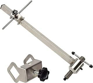 NOBLJX Bicycle Derailleur Hanger Alignment Gauge Tool, Professional Mountain Bike Gear Calibration Transmission Hanger Localizer Rear Lifting Lug Correction Tool