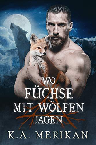 Wo Füchse mit Wölfen jagen (gay paranormal romance) (Folk Lore DE 2)