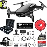 DJI Mavic Air (Onyx Black) Drone Combo 4K Wi-Fi Quadcopter w...