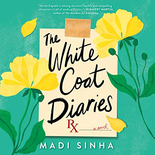 The White Coat Diaries cover art
