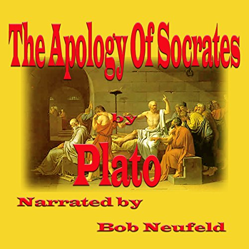 The Apology of Socrates audiobook cover art