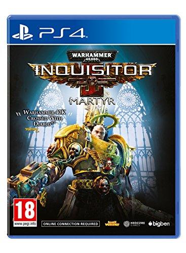 Maximum Games Warhammer 40K Inquisitor Martyr (PS4)