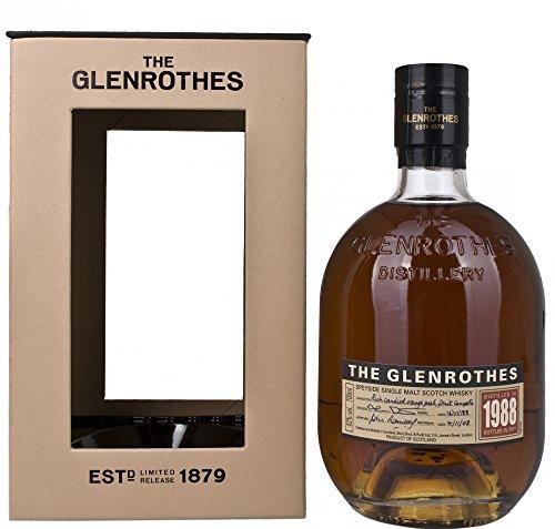 The Glenrothes Vintage 1988 Speyside Single Malt Scotch Whisky (1 x 0.7 l)