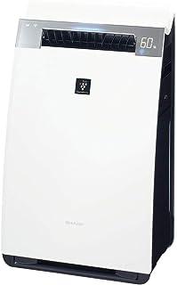 シャープ プラズマクラスター25000搭載 大容量加湿空気清浄機 ホワイト KI-JX75-W