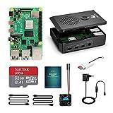 LABISTS Raspberry Pi 4 Model B Kit de 4 GB...