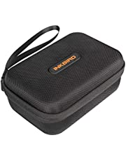 Inkbird bärväska för reseminne kompatibel för IBBQ-4T, IBT-4XS och IBT-4XC Bluetooth trådlös grilltermometer - 17x12x7,5cm