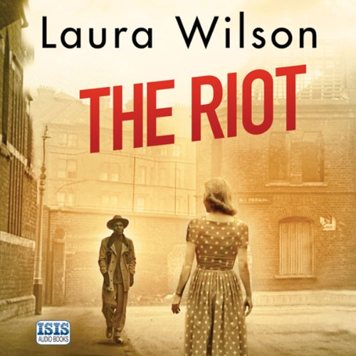 The Riot audiobook cover art