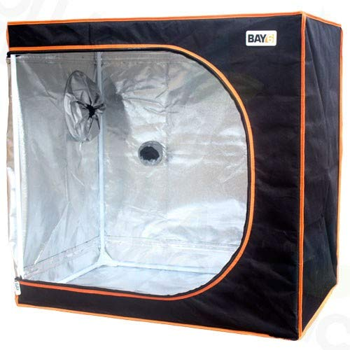 BAY6 Dual Use 2-in-1 Indoor Hydroponics Lightproof Grow Tents For Propagation Mother Plants Cuttings 3 SIZES (90X60X90CM)