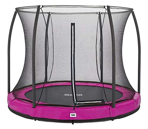 Trampoline - Salta Comfort Edition Ground - 305 cm - Roze