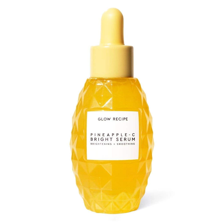 宿思慮のない音楽を聴くGlow Recipe Pineapple-C Brightening Serum 1 Fl. Oz/ 30ml グロウレシピ パイナップル シー ブライト二ング セラム