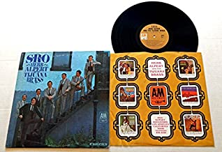 Herb Alpert And The Tijuana Brass S.R.O. (2TBSRTWO) - A&M Records 1966 - USED Vinyl LP Record - 1966 Pressing MONO Version -Mexican Road Race The Work Song Our Day Will Come