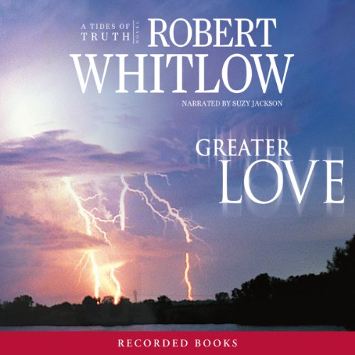 Greater Love audiobook cover art
