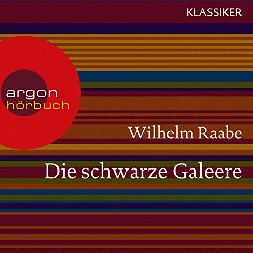 Die schwarze Galeere audiobook cover art