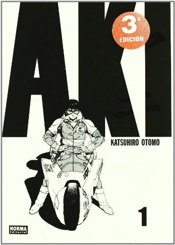 AKIRA COLOR 01 (CÓMIC MANGA)