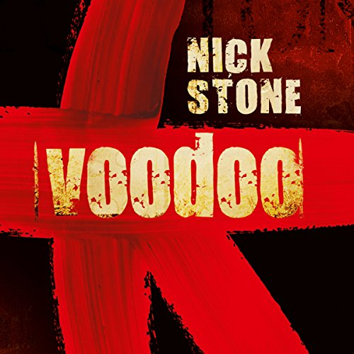 Voodoo audiobook cover art