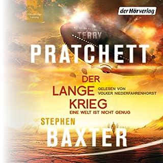 Der Lange Krieg     Die Lange Erde 2              Autor:                                                                                                                                 Terry Pratchett,                                                                                        Stephen Baxter                               Sprecher:                                                                                                                                 Volker Niederfahrenhorst                      Spieldauer: 16 Std. und 6 Min.     334 Bewertungen     Gesamt 4,2
