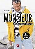 Monsieur - Couture pour homme (L'embobineuse)
