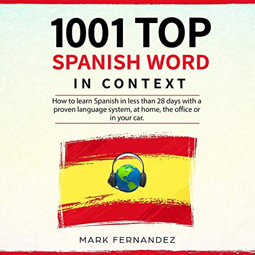 1001 Top Spanish Word in Context  By  cover art